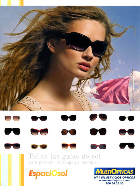 2007 MULTIOPTICAS sunglasses Spain (Vogue)