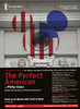 2012 'THE PERFECT AMERICAN' opera by Philip Glass (Teatro Real billboard) Spain (Vanity Fair)