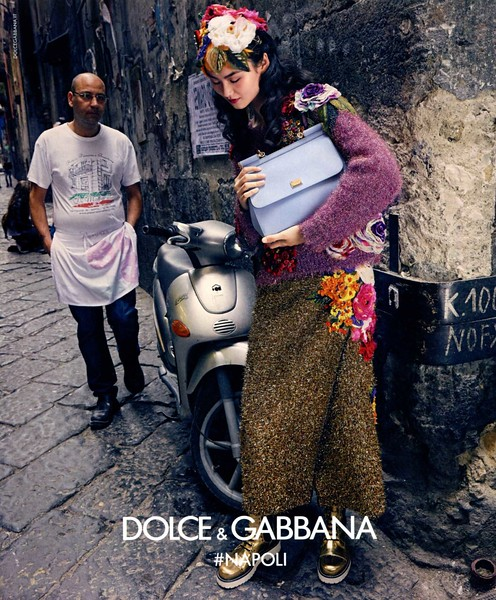 2016 Fall DOLCE & GABBANA Spain (HB) '#Napoli'