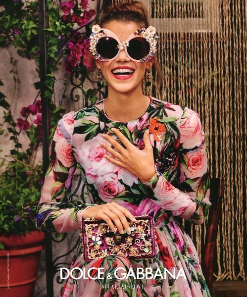 2016 DOLCE & GABBANA spring-summer 2016 Spain (Haprer' Bazaar)