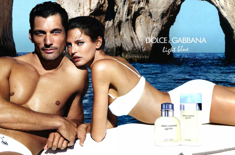2013 DOLCE & GABBANA Light Blue fragrances Italy spread