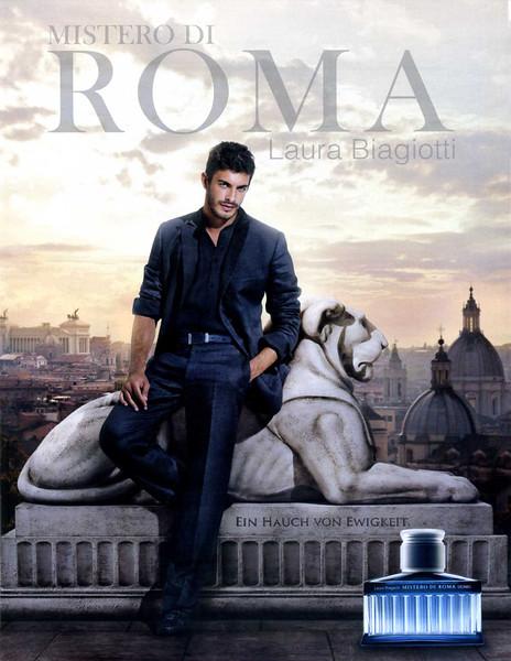 2010 LAURA BIAGIOTTI Misterio di Roma: Germany