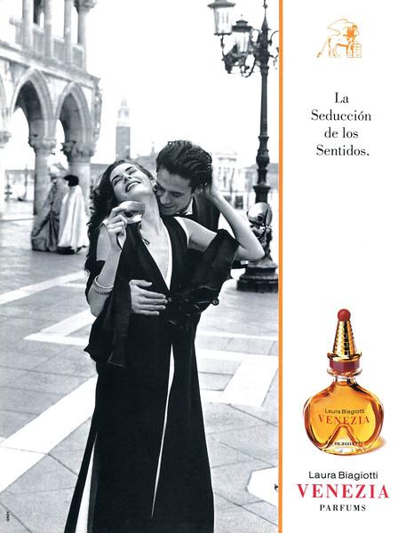 1992 LAURA BIAGIOTTI Venezia Spain