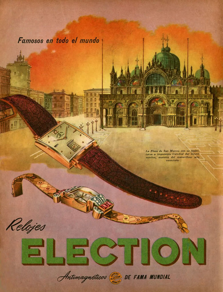 1949 ELECTION watches Argentina (ParaTi)