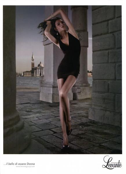2010 LEVANTE pantyhose Italy (Vanity Fair)
