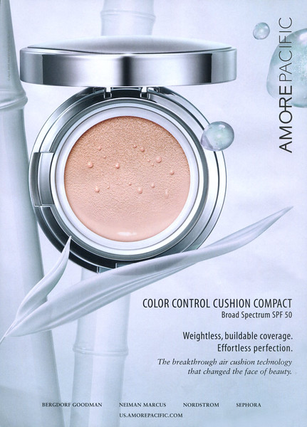 2015 AMORE PACIFIC compact powder US (In Style)