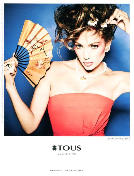 2011 TOUS jewellers Spain (YoDona) featuring Jennifer Lopez