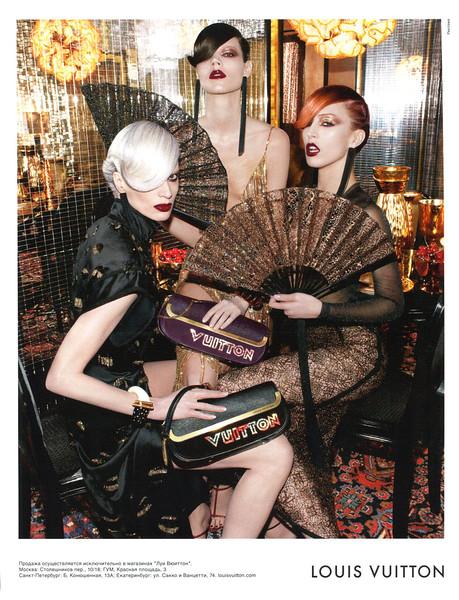2011 LOUIS VUITTON (Fall-Winter 2011-2012) Russia (Vogue)