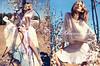 2013 BLUMARINE Spring-Summer fashion Spain (spread Vogue) featuring Anna Selezneva