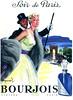 1956 BOURJOIS Soir de Paris fragrance France