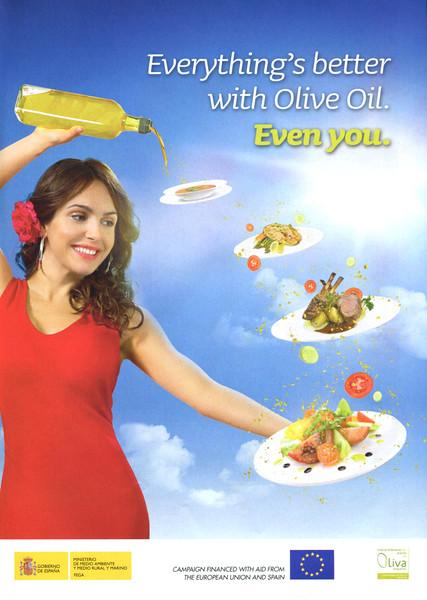 2011 SPANISH OLIVE OIL UЛ (Cosmopolitan)