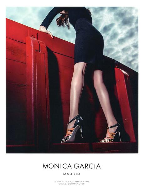 2014 MONICA GARCÍA shoes: Spain (Vogue)