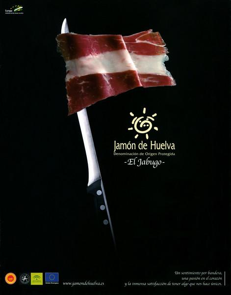 2010 EL JABUGO Huelva ham: Spain (XL Dominical)