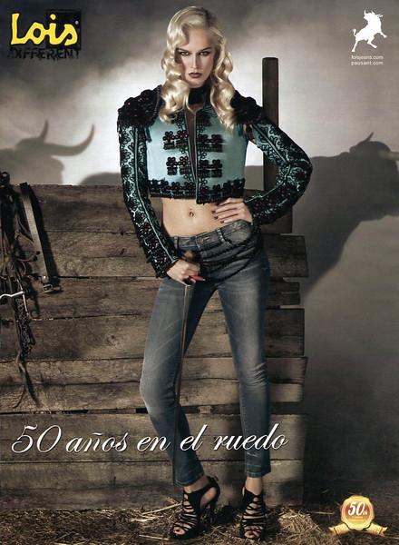 2012 LOIS jeans Spain (SModa)
