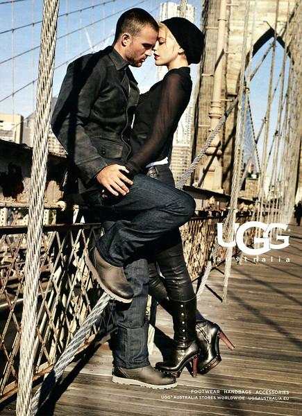 2012 UGG footwear: Spain (SModa)