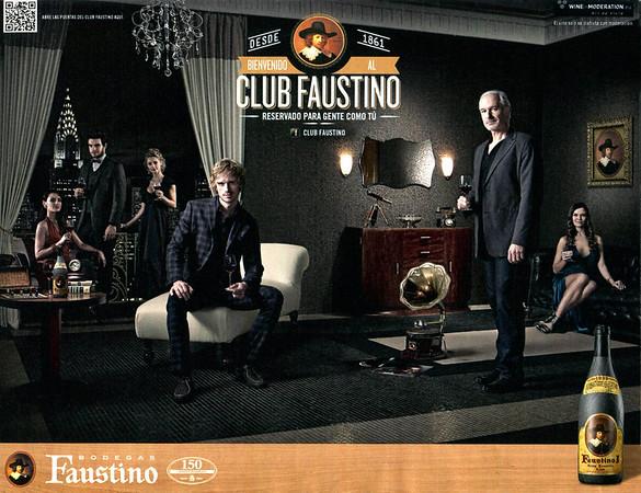 2011 CLUB FAUSTINO winery Spain (El País Semanal)