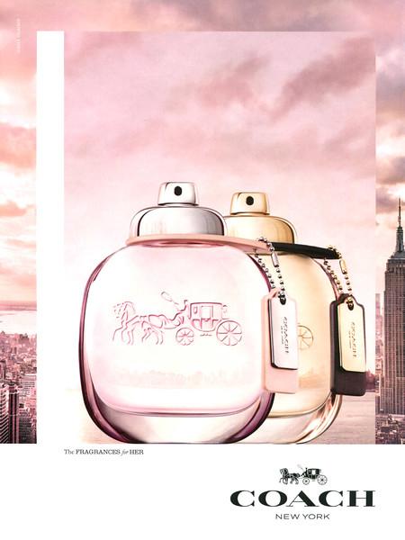 2017 COACH The Fragrance (Eau de Toilette & Eau de Parfum) Saudi Arabia-UAE (Sayidaty)
