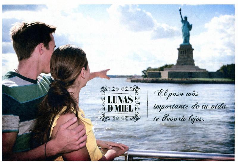 2011 EL CORTE INGLÉS travel agency Spain (El Periódico)