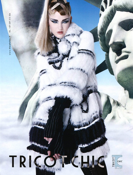 2011 TRICOT CHIC knitwear Italy (Elle)