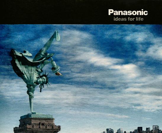 2009 PANASONIC electronics Spain  (El Periódico)