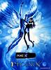 2001 AXE Phoenix deodoran France