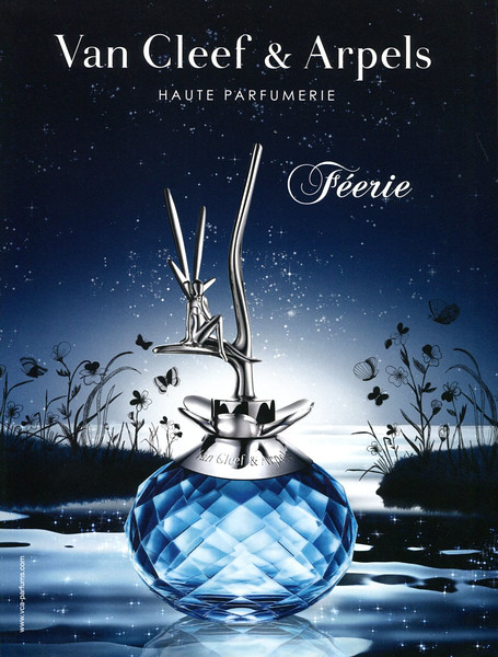 2008 VAN CLEEF & ARPELS Féerie fragrance: France