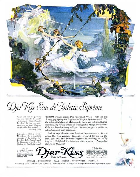1921 DJER-KISS Eau de Toilette 1921: US