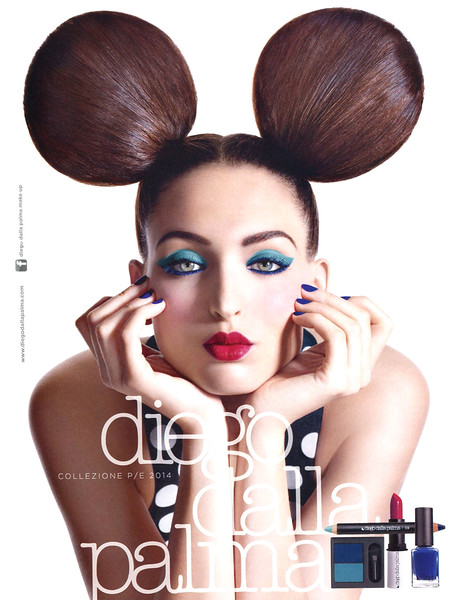 2014 DIEGO DALLA PALMA make-up Italy (Marie Claire)