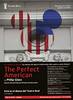 2012 'THE PERFECT AMERICAN' opera by Philip Glass (Teatro Real billboard) Spain (Vanity Fair)