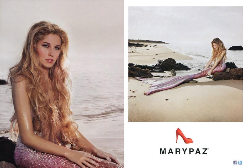 2012 MARYPAZ shoes Spain (spread Telva)