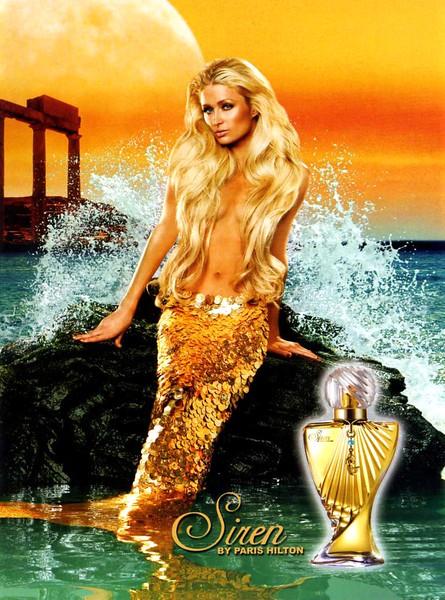 2009 Siren by PARIS HILTON fragrance US