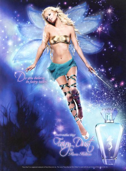 2008 Fairy Dust by PARIS HILTON fragrance US