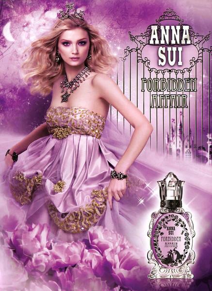 2012 ANNA SUI Forbiden Affair: Singapore