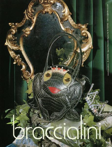 2006 BRACCIALINI handbags Spain (Vogue)