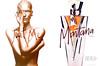 1998 Montana Just Me fragrance Spain spread featuring Kim Iglinski