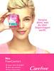 2015 CAREFREE hgienic pads Germany (Joy)