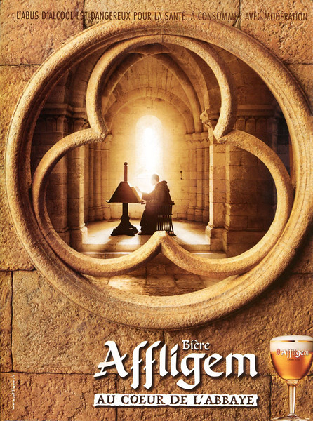 2005 AFFLIGEM beer France (Marianne)