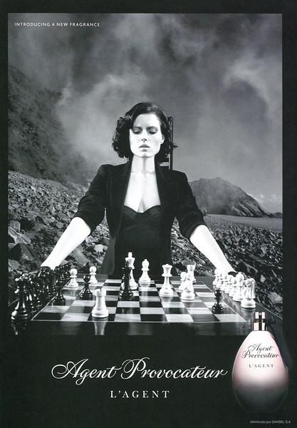 2011 AGENT PROVOCATEUR L'Agent fragrance Spain (VPC)