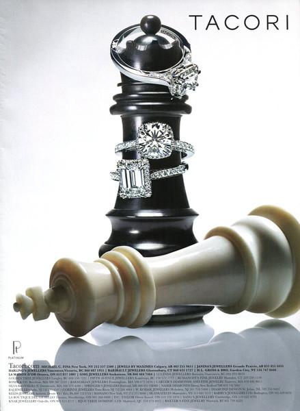 2011 TACORI jewellers US (Harper's Bazaar)