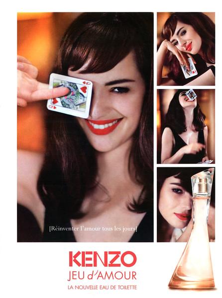 2015 KENZO Jeu d'Amour fragrance France
