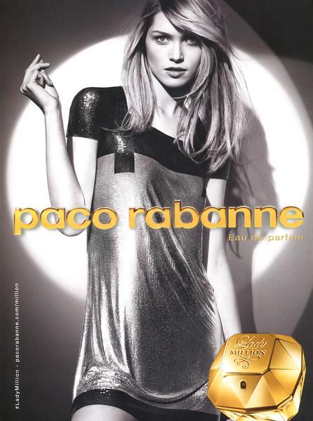 2016 PACO RABANNE Lady Milion Eau de Parfum Saudi Arabia- United Arab Emirates (Sayidaty)