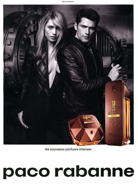 2016 PACO RABANNE 1 Million Privé & Lady Million Privé France (Biba)
