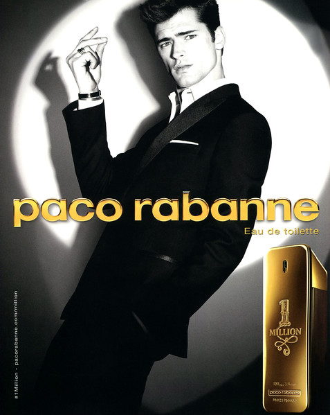 2015 PACO RABANNE 1 Million Eau de Toilette fragrance: Spain (Icon)