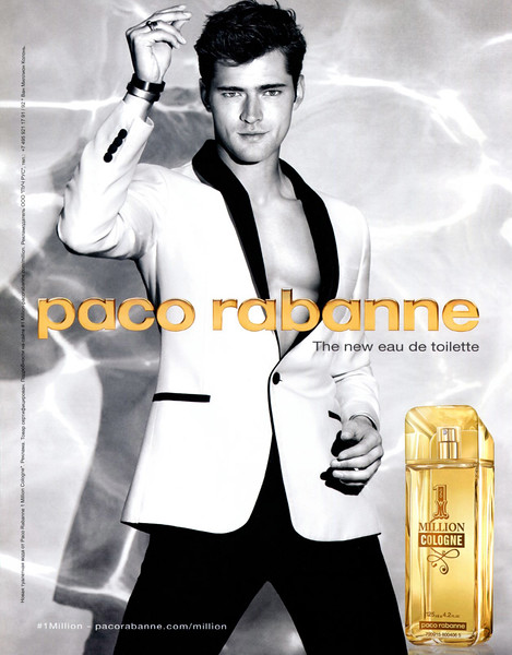 2015 PACO RABANNE 1 Million Cologne: Russia