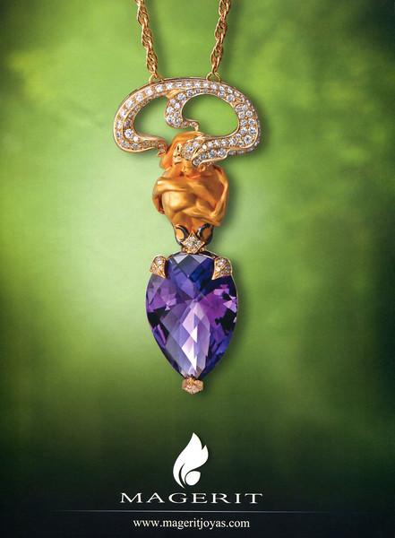 2013 MAGERIT jewellers Spain (Telva)