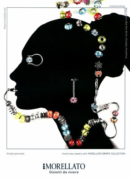 2011 MORELLATO jewellery: Italy (Glamour)
