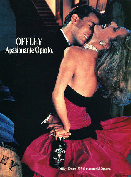 1989 OFFLEY Oporto wine: Spain (Viajar)