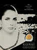 1996 ELIZABETH TAYLOR Black Pearls fragrance: US