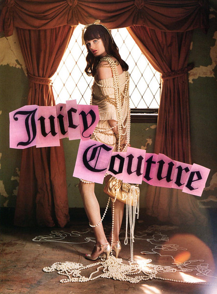 2007 JUICY COUTURE clothing: US