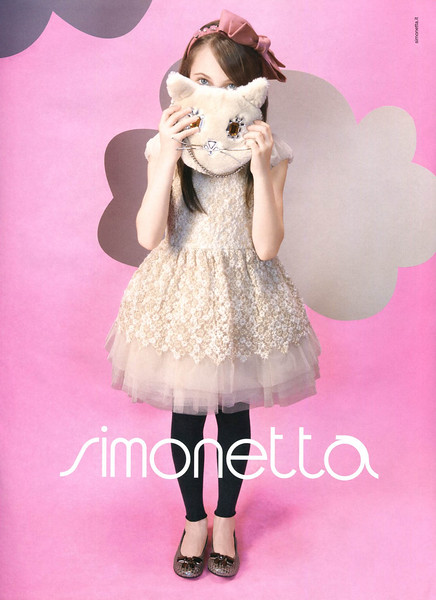 2013 SIMONETTA children's wear UK (Marie Claire)